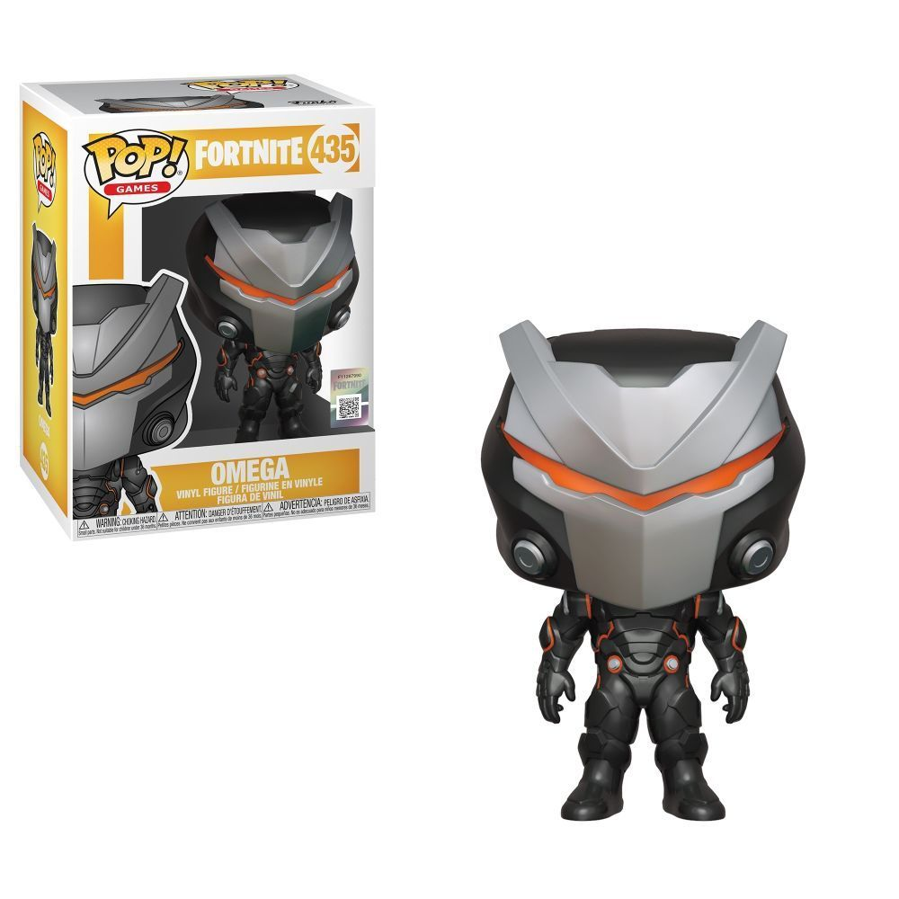 Funko POP! Games Fortnite Omega