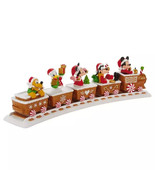 2016 Hallmark Disney Christmas Express Collector's Train Set  LE  Mickey... - $247.49