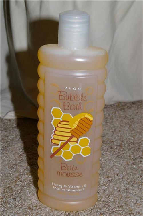 Avon bubble bath