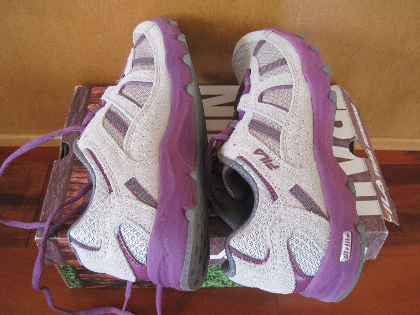 BNIB Fila (Zipline) women's athletic shoes, and 50 similar items