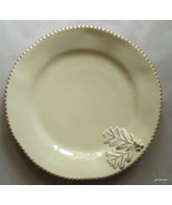 "Holiday Holly Dinner Plate Home Made in Italy 11.5"" - $20.00"