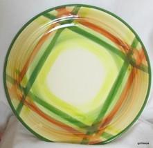 "Set of 2 Metlox Poppytrail Tam O'Shanter Luncheon Plate 9 5/8"" Vernonware - $27.00"