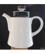 "Vintage Coffee Pot  Noritake Malaga Primastone 8.5"" - $62.40"