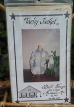 "Vintage Cloth Quilted Jacket  Pattern  Multisize ""Tacky Jacket"" New and Unused - $14.40"