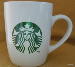Starbucks Mug Classic with Mermaid 2012 Curved Sides - $15.00