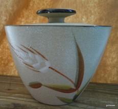Vintage Covered Sugar Bowl Ugacgo Wild Rice Mad... - $16.00