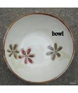 """Pier 1 Coupe Soup Bowl """"Petals"""" Retired 2009 7 7/8"""" - $16.00"""