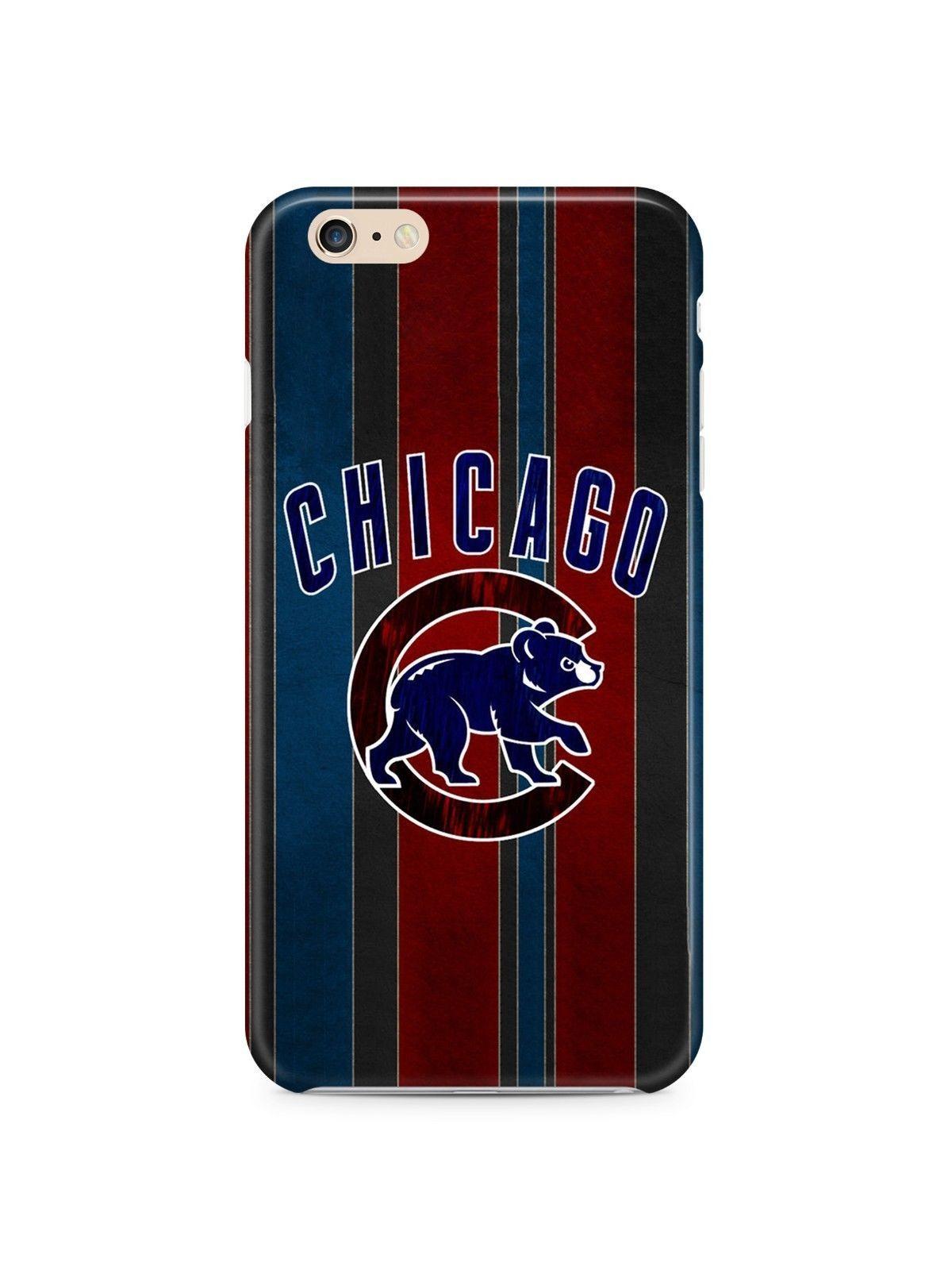 Chicago Cubs Iphone  Plus Case