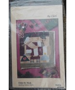 Olde St. Nick Quilting Pattern Packet by Cheri  #6254 Unused - $19.40