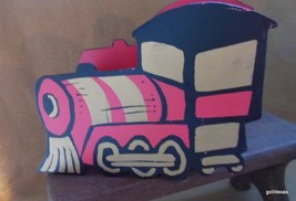 "Starbucks Wooden Train / Box  x 5.5 x 4"" - $25.40"