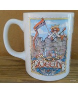 """Mary Engelbreit Mug """"The Queen of Everything""""   4"""" - $15.00"""
