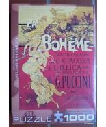 "NEW Eurographics Jigsaw Puzzle ""La Boheme""  Hohenstein  1000 Pieces Gorg... - $27.40"