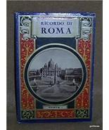 Ricordo di Roma Parte 1 Vintage Photo Album Unusual - $18.00