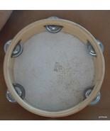 "First Act Tambourine 8"" Wood - $21.40"