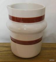 "Vintage Jepcor China Seas Brown Creamer 4.5"" - $12.00"