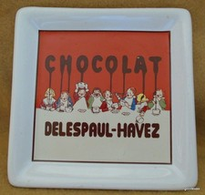 Pottery Barn Square  Despaul - Havez Coaster Re... - $15.00