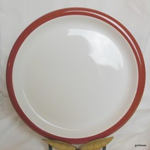 "Vintage Jepcor China Seas Brown Dinner Plate 10.5"" - $12.00"