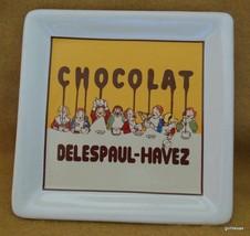 Pottery Barn Square  Despaul - Havez Coaster Ye... - $15.00