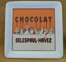 Pottery Barn Square  Despaul - Havez Coaster Or... - $15.00