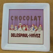 Pottery Barn Square  Despaul - Havez Coaster Pu... - $15.00