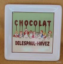 Pottery Barn Square  Despaul - Havez Coaster Gr... - $15.00