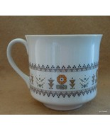 "Set of 2 Vintage Royal Doulton Kimberley Cups / Mugs 3"" 1973 - $12.00"