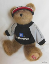"Boyds Bears Nascar 10"" Kevin Hartwick  # 29 With Cap and Sweatshirt and Tag - $15.40"