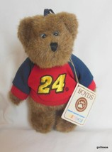 "Boyds Bears  Ornament 5.5"" NASCAR  # 24 Jeff Gordon - $11.40"