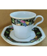 Set of 2 Christopher Stuart Orchard Park Cup and Saucer  Retired - $17.00