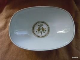 "Vintage Noritake Oval Vegetable Bowl Hermitage 10""  RARE - $35.00"