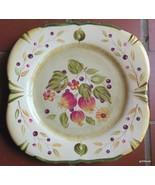 Certified International La Toscana Gladdings Dinner Plate Pomgranets ? 1... - $20.00