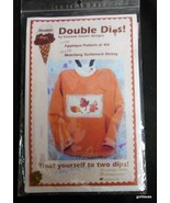 Fall Leaves Applique Kit Complete Double Dips by Suzanne Sievers - $12.40