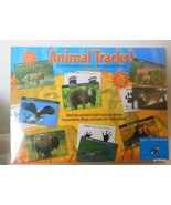"NEW Young Scientist Club ""Animal Tracker""  Game 5+  2 or more Players - $24.40"