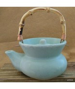 Celadon Green Tea Set 5 Pieces Tea for One Chino - $50.40