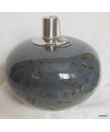 "Garden Porch Torch NIB 8"" Diameter Volcanic Blue Carson - $35.00"