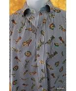 Hawaiian Shirt Golf Men's Tommy Hilfiger L  100% Cotton - $25.40