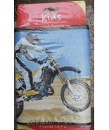 """Home Trends for Kids Wallpaper Border """"Dune Bikes"""" New Never Opened 5 Yards - $15.40"""