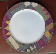 "Studio Nova Palm Desert Chop Plate Retired 12 1/8"" - $20.00"
