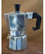 "Small Espresso Maker Stovetop 5"" NEW with Instructions No ID - $15.00"