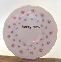 "Vintage Theodor Haviland Wilton Pattern Berry Bowl 5.25"" 1945 - 1959 USA - $9.00"