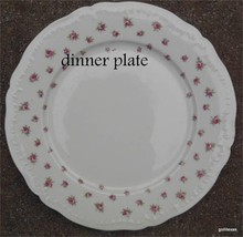 "Vintage Theodor Haviland Wilton Pattern Dinner Plate 10 3/8"" Retired USA - $24.99"