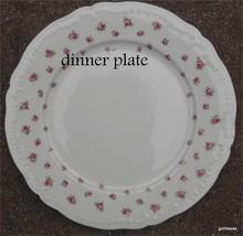 "Vintage Theodore Haviland  Wilton Pattern Dinner Plate 10 3/8"" Flaw - $14.99"