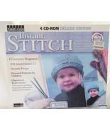 Topics Instant Stitch Delux Unopened 4 CD Set - $26.00