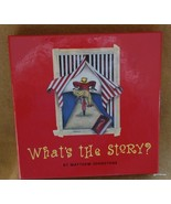 What's the Story Game Boxed Storytelling Game Complete - $16.40