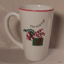 "Fitz and Floyd Essentials Merry Christmas Mug Presents 5.25"" - $13.00"