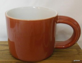 "Vintage Jepcor China Seas Brown Large Mug 3 x 4"" - $12.00"