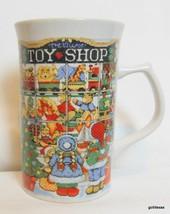 """Christmas Toy Shop Mug Royal Norfolk 4.75"""" Tall - $14.00"""