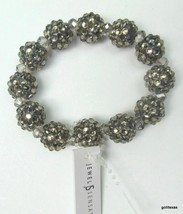 New Sparkly Beaded Stretch Bracelet - $12.40