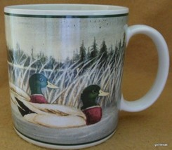"Northwoods Mug Ducks David Carter Brown for Sakura 3.75"" - $14.00"