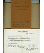RARE Aviator Flight Log Book Lieutenant Command... - $25.00